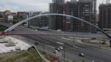 2012 | Nuova passerella sul viale Serra