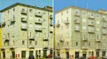1979-1981 | Piano regolatore del colore di Torino